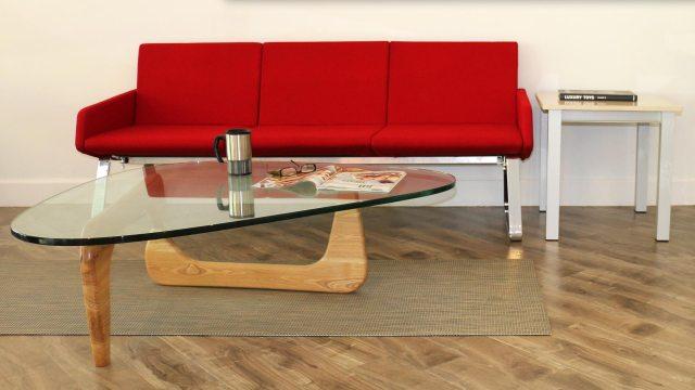 Colima Metal End Table