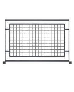 grid railing
