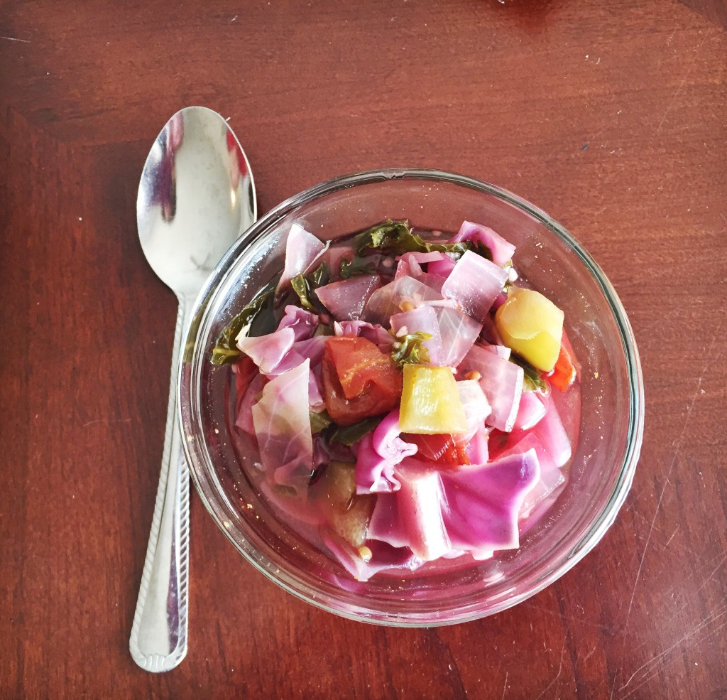 Nourishing Detox Veggie Soup