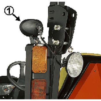 John Deere Pto Switch Wiring Diagram John Deere Auxiliary Forward Lighting Kit Lvb25546