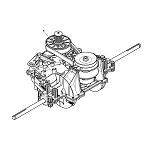 John Deere Model D105 Lawn Tractor Parts