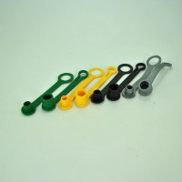 John Deere Colored Hydraulic Cap and Plug Kit