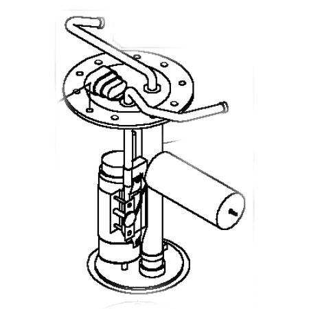 Lawn Tractor Fuel Pump Case Tractor Fuel Pump Wiring