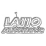 John Deere Model LA110 Lawn Tractor Parts, Page 2