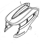 John Deere Model X534 Lawn and Garden Tractor Parts, Page 2