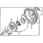 John Deere Model RX73 Rear Engine Rider Parts