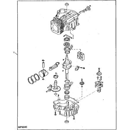 John Deere Lt160 Parts Schematic, John, Free Engine Image