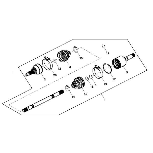 Diagrams Wiring : 6 Volt Positive Ground System Schematic