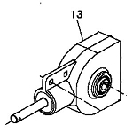 47-inch Snow Blower Parts for John Deere X580