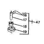 John Deere Model GT235 Lawn and Garden Tractor Parts