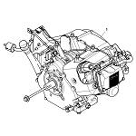 John Deere Model TX Gator Parts
