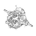 John Deere Model X590 Lawn and Garden Tractor Parts