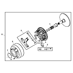 John Deere Model HPX Gator Parts, Page 3