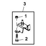 42-inch Mower Deck Parts for LA105