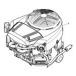 John Deere Model Z425 Zero Turn Mower Parts