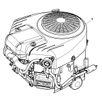John Deere Model X165 Lawn Tractor Parts