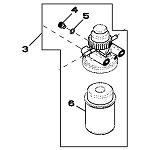 John Deere Model 4320 Compact Utility Tractor Parts