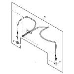 John Deere 6.5-bushel Bagger Hopper and Chute for 42A Deck