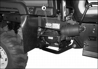 1023e John Deere Fuse Box Location Model Xuv 855d Gator Parts