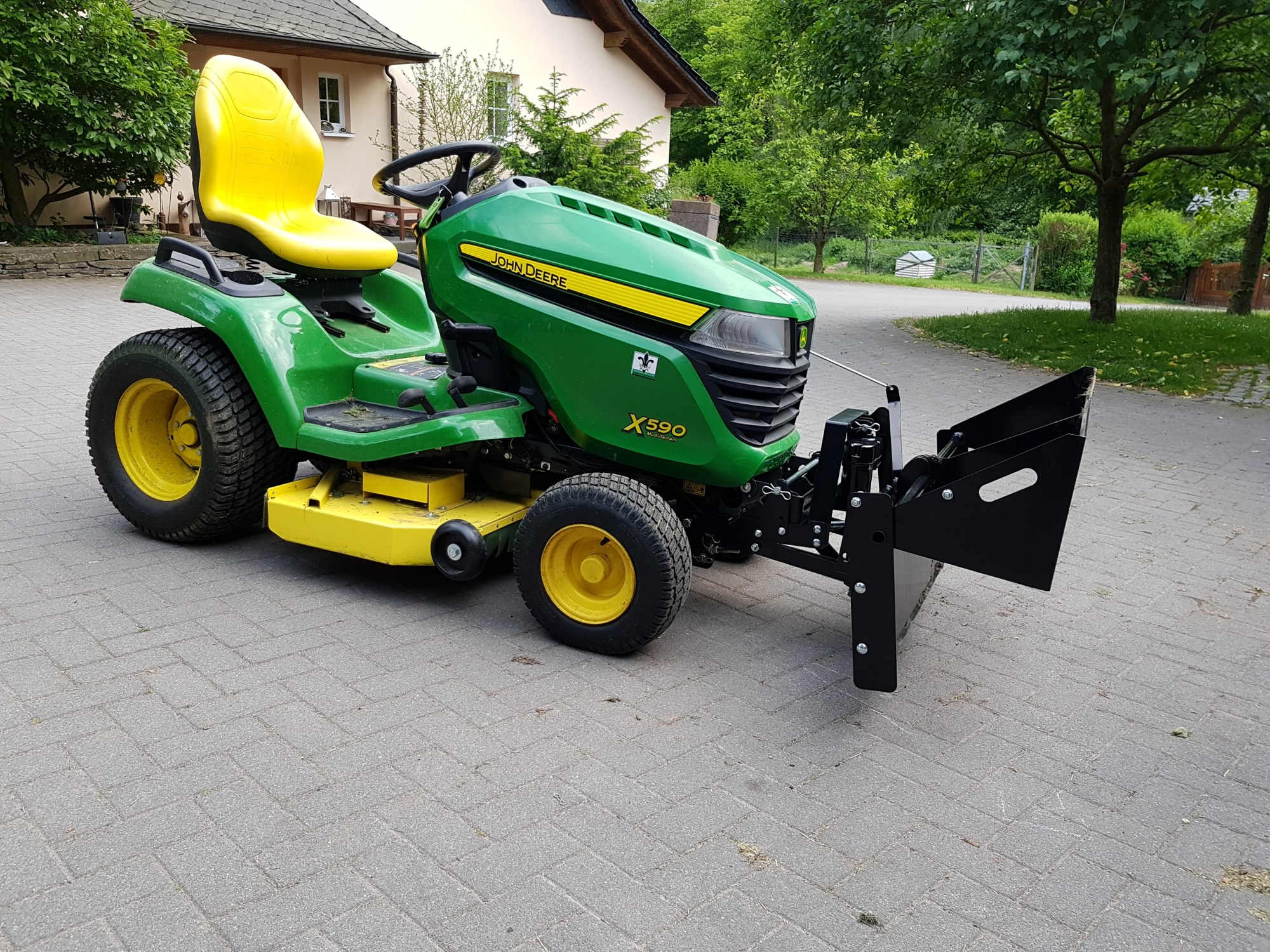 hight resolution of homeuser better than expected john deere