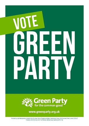 green party posters the