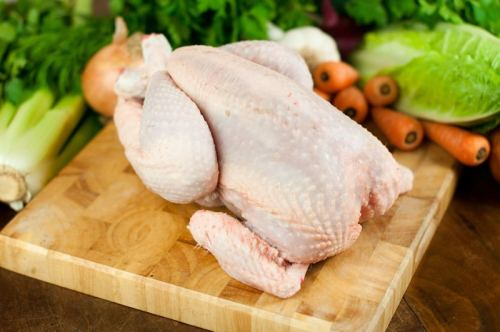 Free Range Organic Chicken - Whole