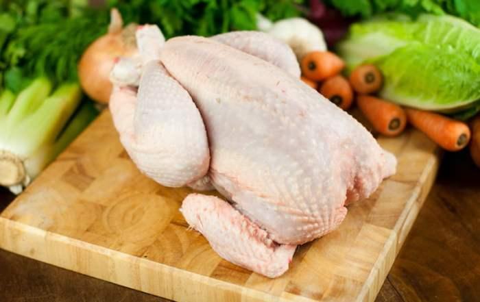Free Range Organic Chicken - Whole