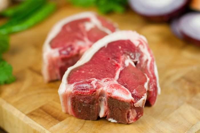 Grass Fed Lamb Loin Chops