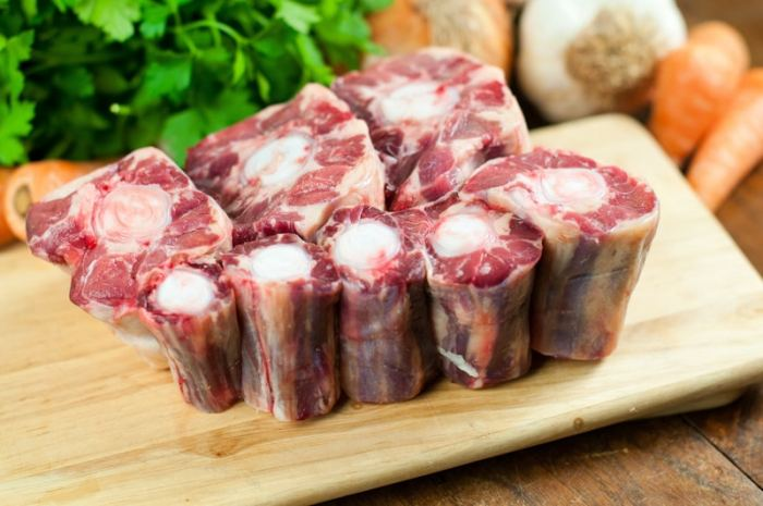 Grass Fed Ox Tail