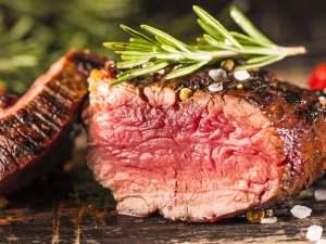 Organic Grass Fed Beef Fillet Roast