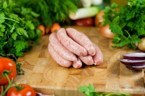 Organic Pork and Nirite Free Bacon Sausage