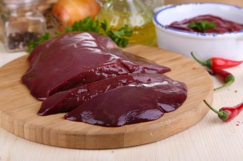Organic Pig Liver
