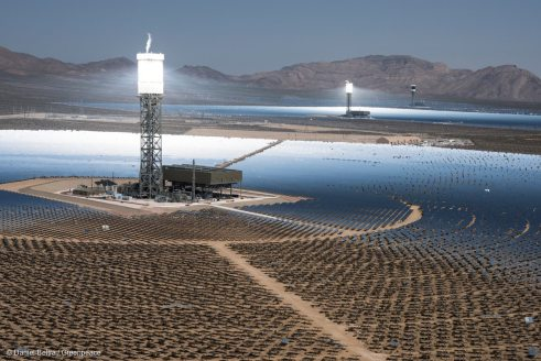 Ivanpah Solar Power Facility in California - Greenpeace USA