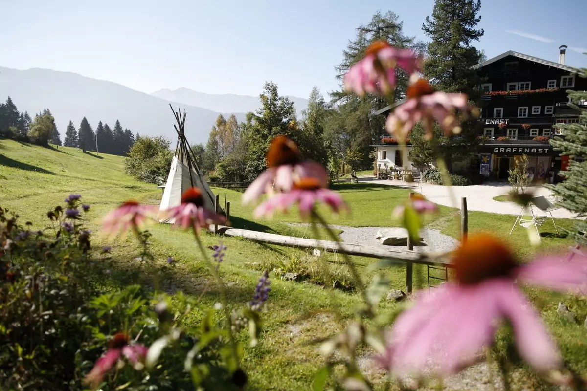 Sechs mal die Sehnsucht geweckt  Hotel Grafenast in Pill Tirol