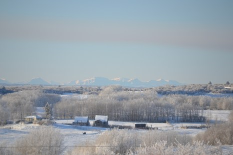 Lochend district, southern Alberta