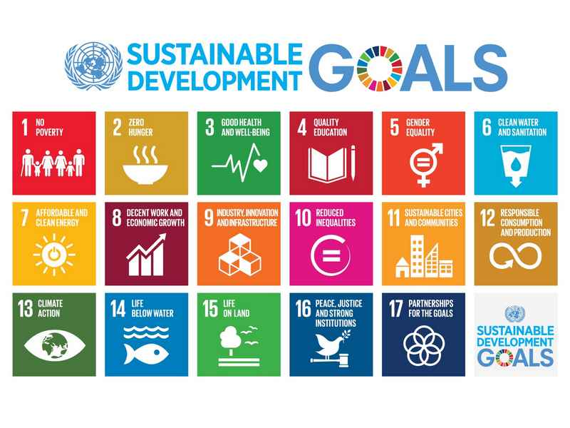 sustainable goals - sostenibilità