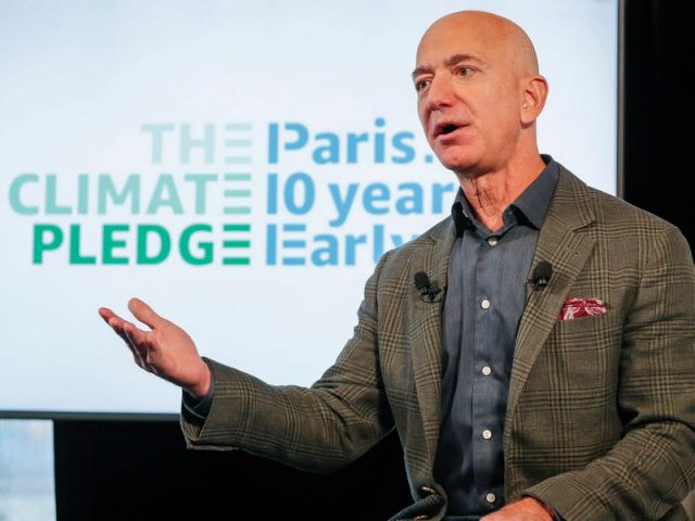 amazon the climate pledge