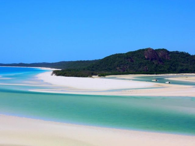 australia whitsunday islands