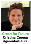 Cristina Ceresa - greenforfuture