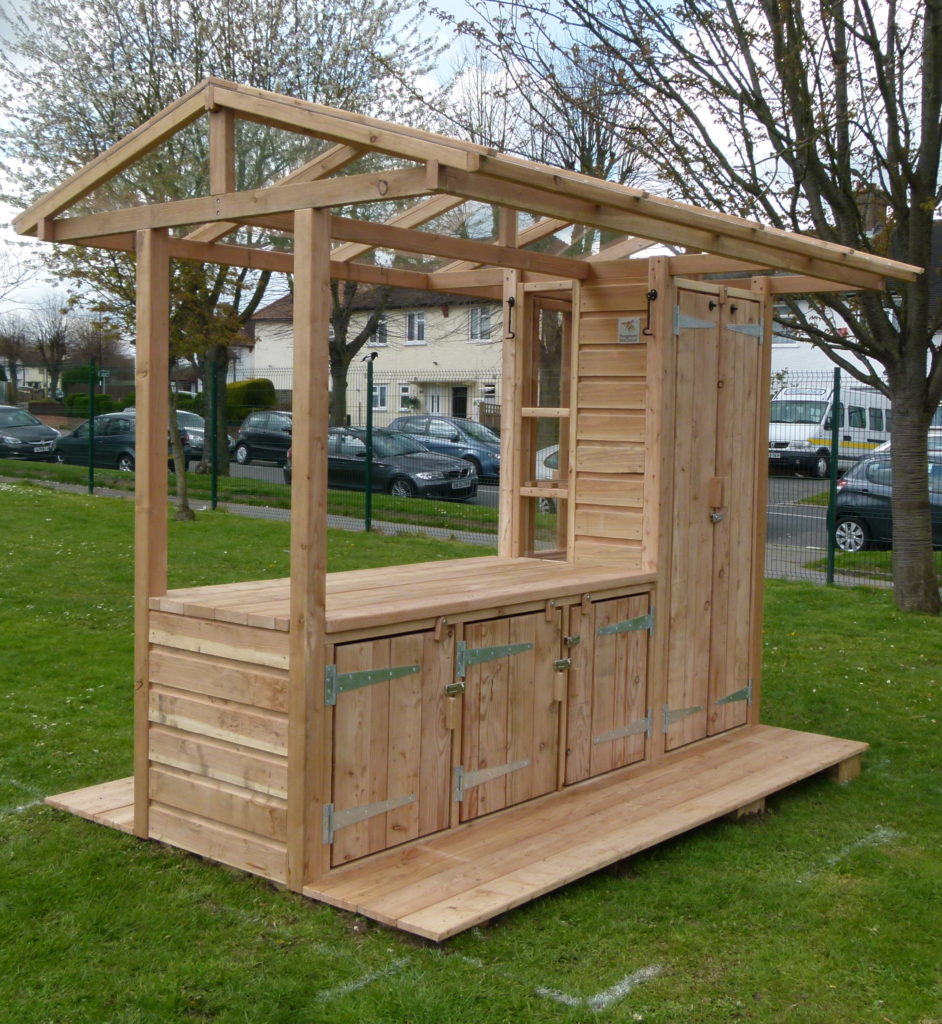 The Potting Shed Green Play Project