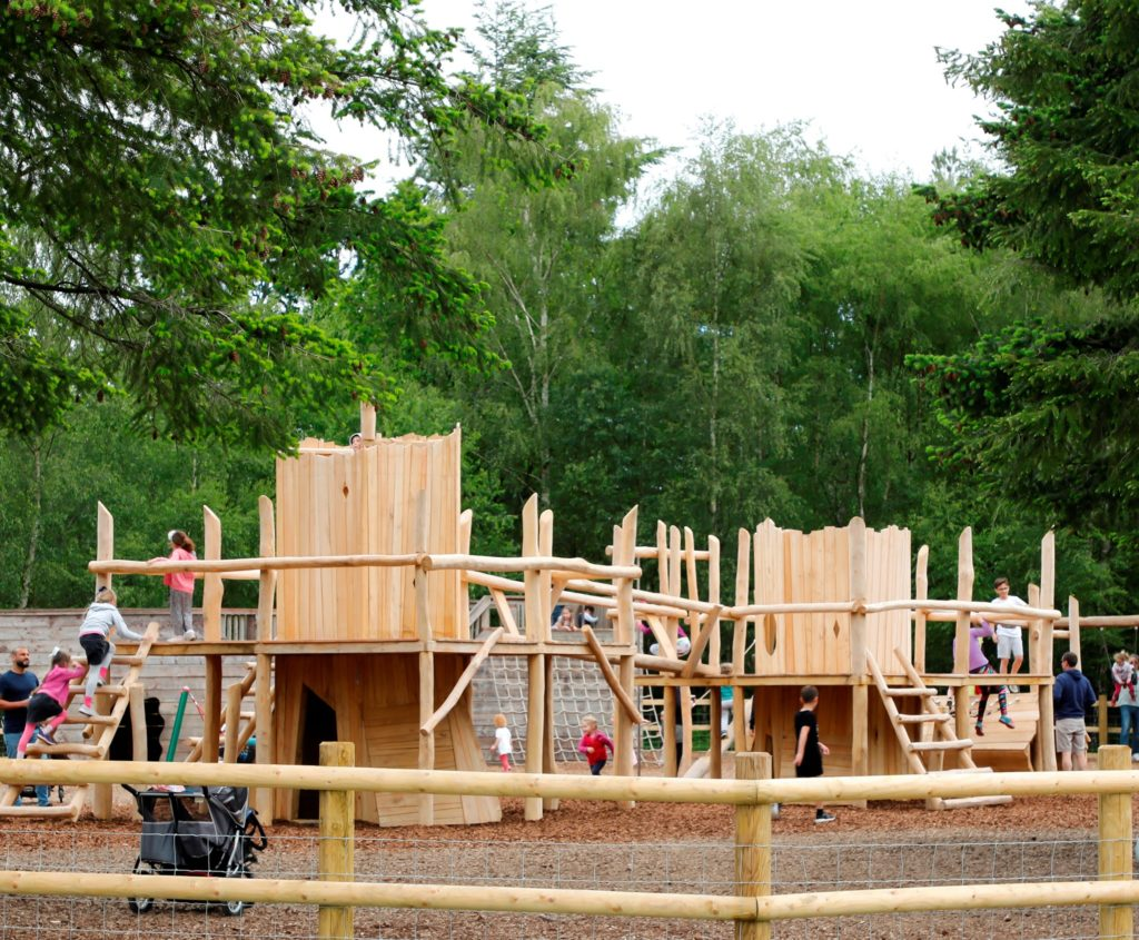 Alice holt forest is open everyday for walking, cycling and exploring with friends or family. Forestry Commission Alice Holt Hampshire Green Play Project