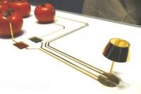 Cygalle Shapiro Creates LED Lamp Powered Organically By