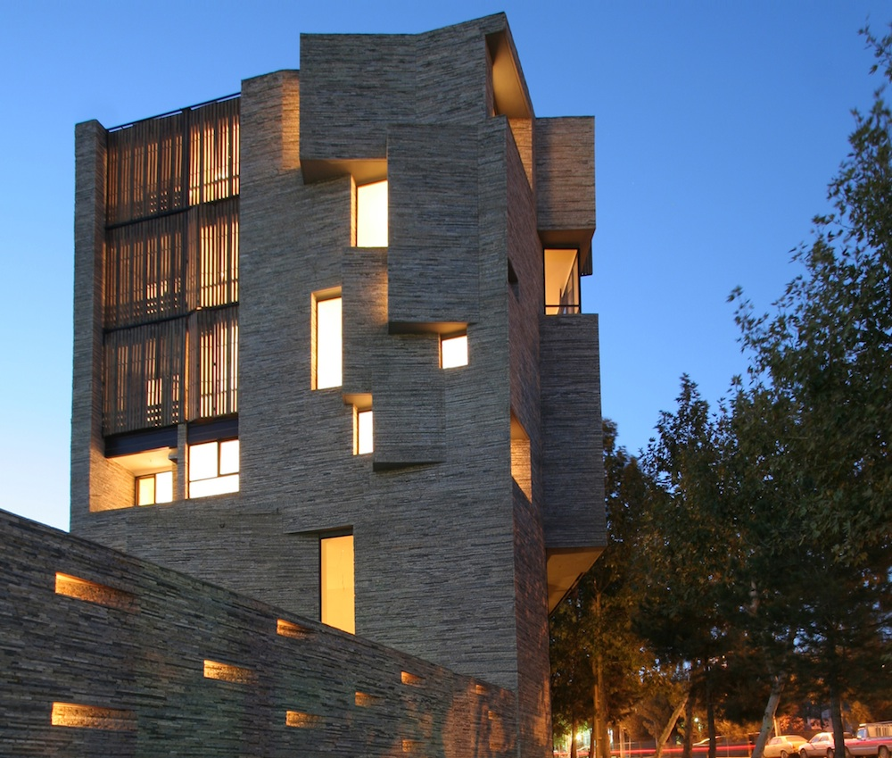 Iranian Recycled Stone Apartment 1 Among 2013 Aga Khan Architecture Award Nominees  Green Prophet