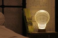 Studio Cheha's awesome optical illusion makes flat LED ...