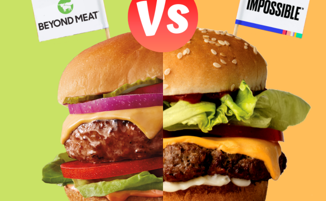 They Ve Got Beef Beyond Meat Vs Impossible Foods Burger