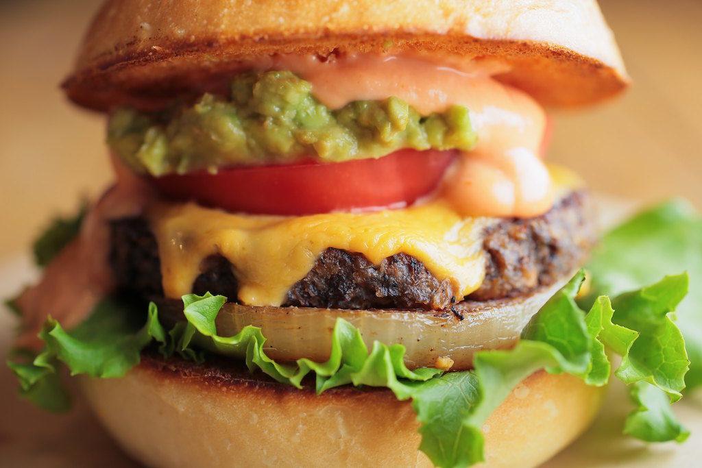 #PlantPatties: The 40 Best Vegan Burgers In Asia