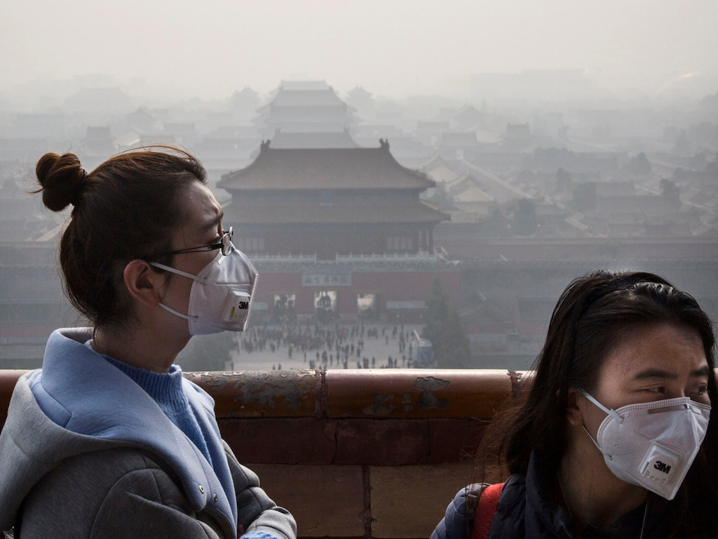 Cleaner Air: China Pollution Levels Drop Dramatically Since ...