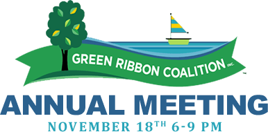 Green Ribbon Lakefront Coalition Annual Meeting - November 18th 6-9 PM