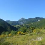 Sentiero 6 - Il Monte Cucco si allontana