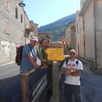 Sentiero 6 - Tagliando in due Isola Fossara